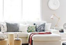 Home Decor / Living rooms. Home decor. Interior Design.