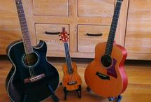 Hobby gitaar en ukelele......