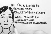 RealEstateSINY.com Realtors / Meet our many talent realtors at RealEstateSINY.com #RealEstate #WithoutTheBull