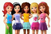 Lego friends / by Olivia Collier