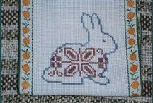 Húsvét - Ostern - Easter_free / free keresztszemes minták - free cross stitch patter
