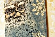 Project: Tags and Christmas Ornaments / Ideas for Christmas ornaments that I want to make. Tags are here too because it has a similar layout to what I am considering doing.