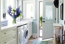 Luxurious Laundry Rooms / by RealEstateSINY.com