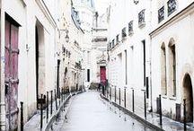 PLACES TO VISIT // / Från små smultronställen till Eiffeltornet, och runt igen