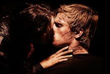 The Hunger Games Series / by Logan Horner (Mellark)