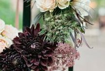 flowers / lavender * roses * dried flowers * artificial flowers / by Wreaths