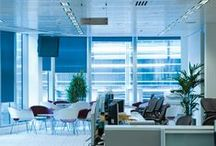 Office Light / Your work environment can make a big difference in your well-being, especially the kind of light exposure you experience. Here are few examples to help me lighting up your office.