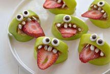Healthy snacks:p / ^^