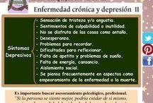 La depresión / Psicología -Salud - Pacientes crónicos - Depresión