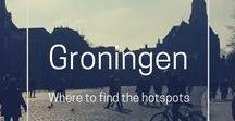 GRONINGEN GUIDE / My favorite places in Groningen