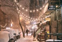 NEW YORK WINTER GUIDE / Inspiratie voor een steentrip naar New York in de winter
