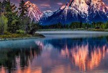 USA NATURE GUIDE / Nationale Parken USA