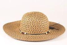 Štýlové klobúky / Ochráňte sa pred slniečkom pomocou štýlového klobúka Kbas