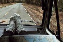 ROAD TRIP TRAVEL GUIDE / Ultimate Travel Guide about road trips around the world with tips and inspiration.