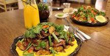 Viagens Gastronômicas / Comidas típicas, sobremesas, bebidas, dicas de restaurantes, lanchonetes, padarias e food trucks em vários lugares do mundo.