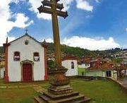 Igrejas do Brasil / Igrejas de vários estilos e épocas, por todo o Brasil. Igreja Católica, Igreja colonial.