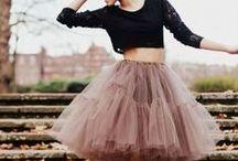/faSHəˈnēstə\ / Fashionista  / by Kyra Aileen