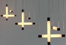 Inspirational Lighting / Lighting that is more than good, that makes you re-think illumination / by Michael Warwick