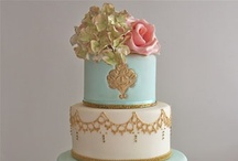 Cake Cake Cake / Gorgeous cakes / by Cynthia Comeaux