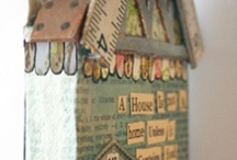 Papercrafty - Collage & Canvases