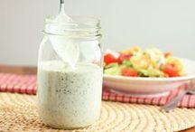 recipes | marinades, sauces, and condiments