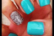 nails! / by Breanna Fulkerson