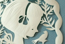 Paper Art I Admire / Seriously, people made these things from paper!