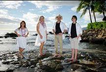 What to Wear in Hawaii / what to wear in Hawaii for photos, Hawaii ideas on clothing for portraits, family photos, couple photos, group photos, photos in Hawaii, Beach photos,