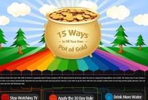 Money Saving Ideas / Let's pinch those pennies