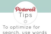 Pinterest Tips and News / Clever uses, best practices and fun with Pinterest for business social media marketing
