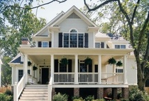Dream House / Oh, and don't forget the housekeeper to clean it all. / by Cynthia Sanchez {Oh So Pinteresting: Pinterest Consultant and Speaker}