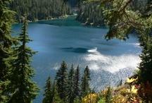 Lovely breathtaking lakes / by Debbie Webb Matejka