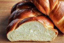 Bread/dough recipes