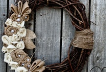 Wreaths / by Emma Cooper