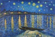 Vincent Van Gogh (scapes)