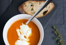Soups / by Cynthia Sanchez {Oh So Pinteresting: Pinterest Consultant and Speaker}