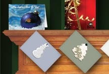 Corporate Holiday Cards / There's no better way to reach out to customers and potential customers during the holiday season than by sending out corporate holiday cards! In addition to the great initial feeling your customers will get, they'll also see your card and logo throughout the holiday season.