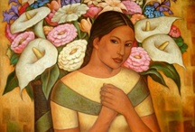 Diego Rivera / by Vince Bertucci
