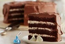 Cake & Cupcake Recipes / by HERSHEY'S KISSES