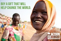 A Gift to Change the World / This year, we're giving you the chance to buy a holiday gift to change the world.  / by Action Against Hunger USA