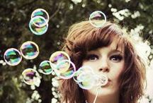 * BUBBLE x BALLOON * / by Audrey Edwige's creation