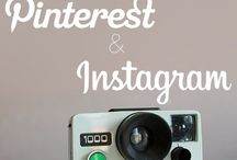Instagram tips / by Cynthia Sanchez {Oh So Pinteresting: Pinterest Consultant and Speaker}