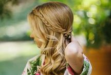 Wedding Hairstyles / Wedding Day Hairstyles I like