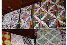 Quilts by YOU --From my Designs! / Quilts found on pinterest made from my books and patterns.  I love seeing what you do! / by Bonnie K Hunter