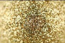 Design Trend: Glitter + Gold / design trend: glitter and gold for blogs, web, fashion, graphic, interior, etc. #glitter #gold #sparkles