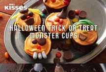 Halloween Recipes & Crafts / This HERSHEY'S KISSES Halloween board is your one-stop shop for spooky treats and Halloween eats.  / by HERSHEY'S KISSES
