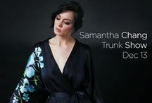 Samantha Chang Trunk Show