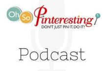 Pinterest for Business Audio Podcast / Each week, I bring you conversations with business owners and marketers doing great things for their businesses and clients with Pinterest. Never miss a free episode by subscribing to the show on iTunes or Stitcher (See the first 2 pins on the board). Have a great Pinterest story or tips to share? Let me know, I'd love to have you on the show ohsopinteresting@gmail.com / by Cynthia Sanchez {Oh So Pinteresting: Pinterest Consultant and Speaker}