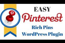 Pinterest for Business Video Tips / A collection of videos to help guide you through using Pinterest for Business. Social media marketing doesn't have to be hard :) / by Cynthia Sanchez {Oh So Pinteresting: Pinterest Consultant and Speaker}