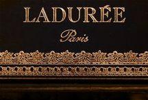 LADUREE STYLE PASTRIES AND MACARONS
